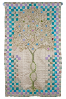 Tree of Life IV - Namaz Series102 x 62cm (40 x 24