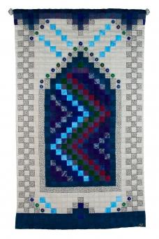 Mihrab II - Namaz Series100 x 62cm (40 x 24