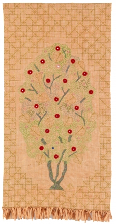 Tree of Life XII - Namaz Series94 x 47cm (37 x 18