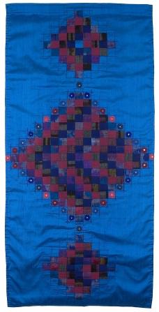 Salutation to Sarasvati100 x 46cm (39 x 18