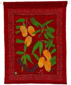 Mangifera indica - Indian Mango63 x 47cm (25 x 19