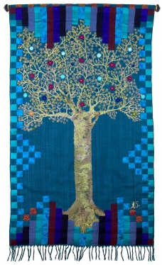 Tree of Life II - Namaz Series100 x 58cm (40 x 23